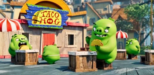 """Nový trailer """"Angry Birds ve filmu 2"""": Zapřisáhlí nepřátelé spojili síly, aby zachránili svůj domov"""