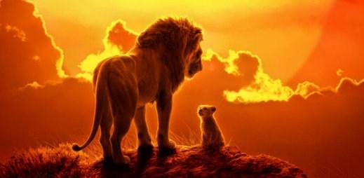 """Druhý trailer k filmu """"Lví král"""": Pravý král pátrá po tom, co by mohl dát"""