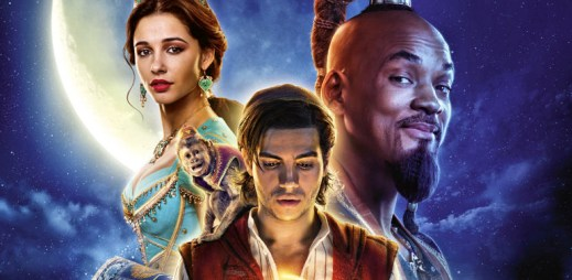 """Druhý trailer k filmu """"Aladin"""": Klasika studia Disney opět ožívá!"""