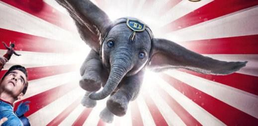 "Trailer k filmu ""Dumbo"": Být jiný je výhoda a dar, hlásá pohádka od Tima Burtona"