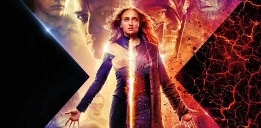 "Druhý trailer k filmu ""X-Men: Dark Phoenix"": Fénix povstane, X-Meni padnou"