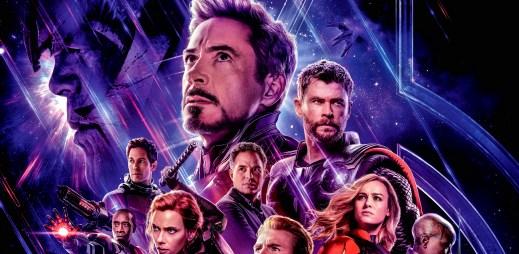"""Nový """"Avengers: Endgame"""" trhl rekord české filmové historie"""