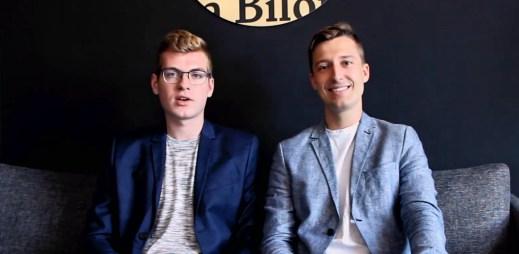 Marek a David: Dva gay zastupitelé, kteří podporují manželství pro gaye a lesby