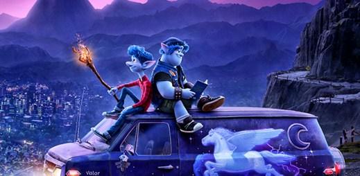 """První trailer k filmu """"Frčíme"""": Najdou dva elfští teenageři to, co hledají?"""
