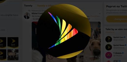Americký mobilní operátor Sprint podporuje Gay Pride 2019