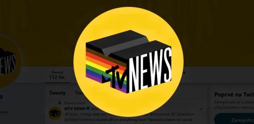 Nejznámější hudební televize MTV podporuje Gay Pride 2019