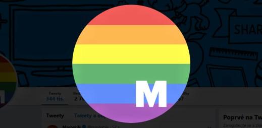 Jeden z největších technologických webů Mashable podpořil Gay Pride 2019