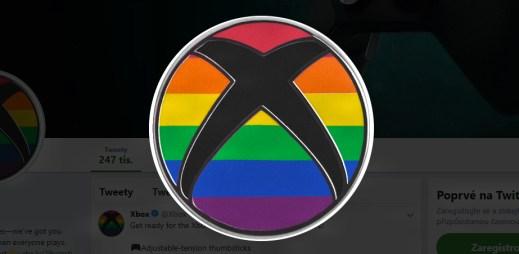 Herní konzole Xbox podporuje Gay Pride 2019