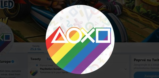 Herní konzole PlayStation podporuje Gay Pride 2019