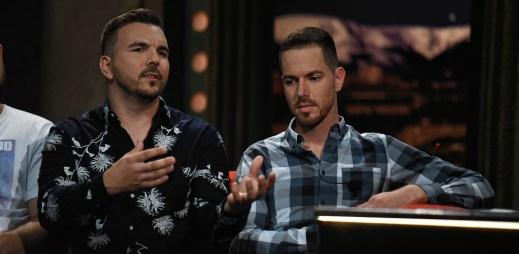 Dva gay tátové David a Michal Vaníčkovi zazářili v Show Jana Krause