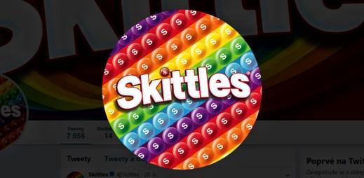 Ovocné bonbóny Skittles podporují Gay Pride 2019