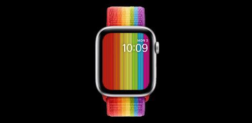 Apple podporuje Gay Pride 2019. Výtěžek z prodeje duhového řemínku půjde na provoz LGBT organizací