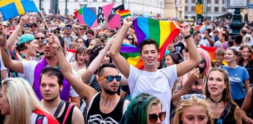 Prague Pride 2019 slaví 50. výročí Stonewallských nepokojů a vyzve queer lidi, ať se nebojí být vidět