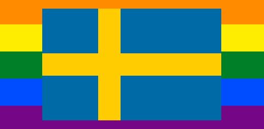 Švédsko: Férové manželství pro gaye a lesby