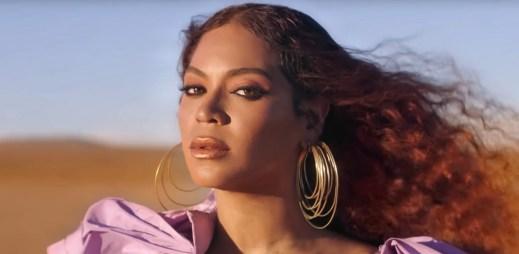 """Beyoncé vydává nový singl """"Spirit"""" a album s mixem africké hudby k filmu Lví král"""