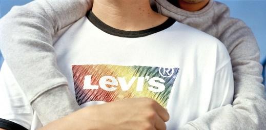 14 fotografií nové módní kolekce Levi's Pride 2019