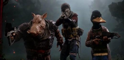 """Stahujte zdarma PC hru """"Mutant Year Zero: Road To Eden"""": Převezměte kontrolu nad týmem mutantů!"""
