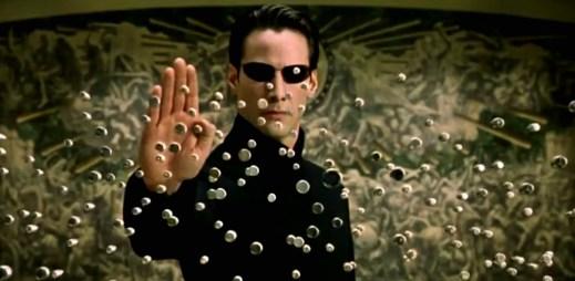 """Film """"The Matrix 4"""": Filmaři potvrdili pokračování kultovní trilogie, vrátí se Neo i Trinity"""