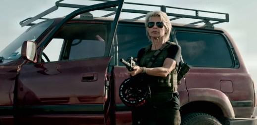 """Druhý trailer k filmu """"Terminátor: Temný osud"""": Možná se změnila budoucnost, ale ne náš osud"""