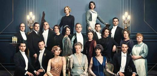 """Nový trailer k filmu """"Panství Downton"""": Jeden z nejslavnějších seriálů míří do kin"""