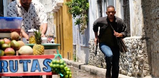 "Nový trailer k filmu ""Blíženec"": Will Smith pronásleduje Willa Smithe v akčním sci-fi oscarového režiséra"
