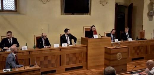 Video: Mezinárodní konference o manželství pro gay a lesbické páry se konala v Senátu ČR