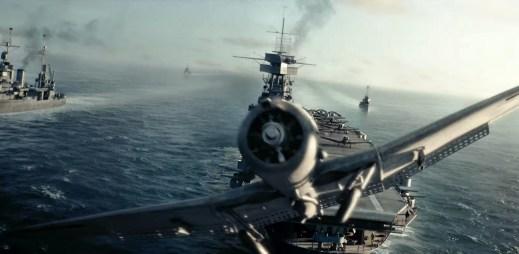 """Nový trailer k filmu """"Bitva u Midway"""": Několik odvážných mužů, kteří změnili osud celého světa"""