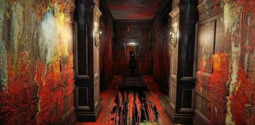 """Stahujte zdarma hru """"Layers of Fear"""": Ponořte se hluboko do mysli šíleného malíře a objevte tajemství jeho šílenství!"""