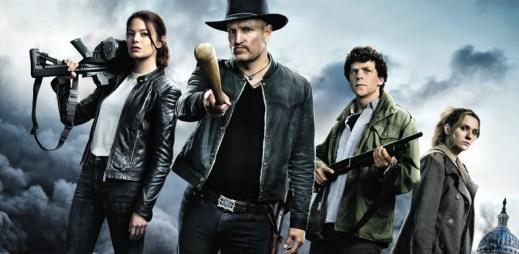 """Nový trailer k filmu """"Zombieland 2: Rána jistoty"""""""