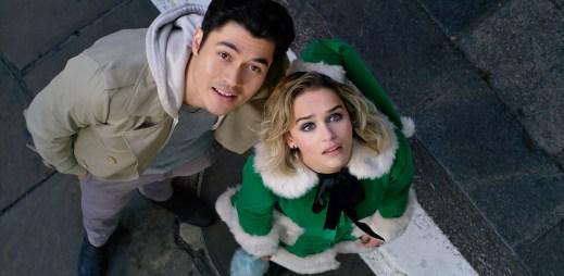 """Nový trailer k filmu """"Last Christmas"""": Hvězda seriálu Hry o trůny září, baví a dojímá ve vánoční romantické komedii"""