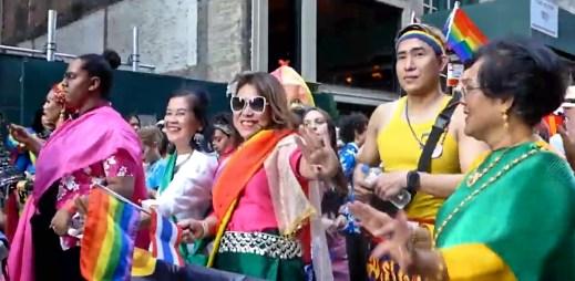 Thajští LGBT+ aktivisté bojují za rovnost manželství pro gaye a lesby