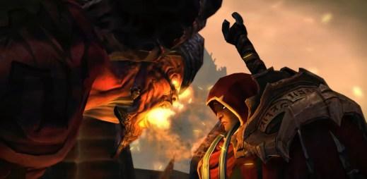"""Stahujte ZDARMA hru """"Darksiders: Warmastered Edition"""". Dokážete odvrátit apokalypsu a zvítězit nad démony zla?"""