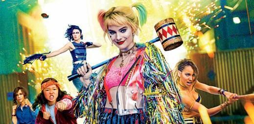 """Trailer k filmu """"Birds of Prey (Podivuhodná proměna Harley Quinn)"""": Správná psychoušská jízda může začít!"""