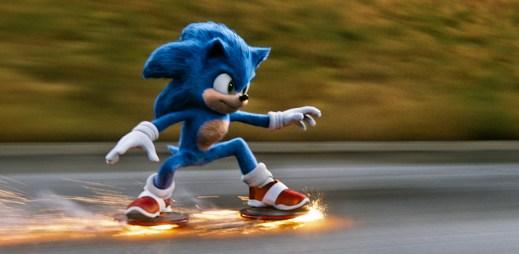 """Nový trailer k filmu """"Ježek Sonic"""": Fenomenální videohra přichází na filmová plátna"""