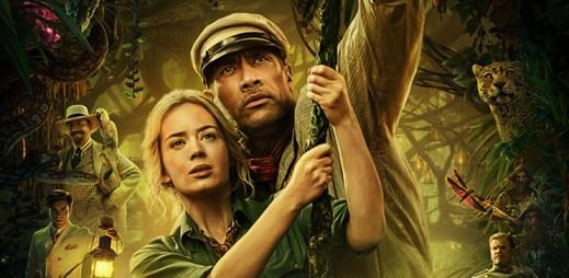"""Nový trailer k filmu """"Expedice: Džungle"""". Dobrodružná výprava jako ve slavném zábavním parku Disneyland"""