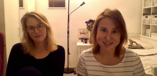 """Nejprve vystrašily český internet. Teď obě Česky natočily video, jak se uzdravily z onemocnění COVID-19. """"Děkujeme zdravotníkům,"""" říkají"""