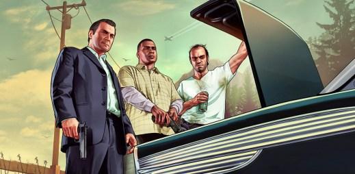 """Stahujte ZDARMA jednu z nejúspěšnějších her """"Grand Theft Auto 5"""". Zabaví vás na dlouhé večery!"""