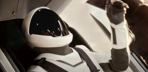 Sledujte živě: SpaceX poprvé v historii vyšle lidskou posádku k Mezinárodní vesmírné stanici