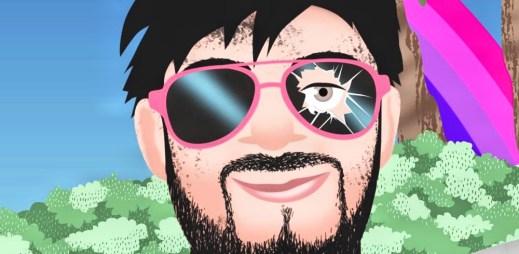 """Xindl X vydal videoklip """"Růžový brejle"""". Chovejme se k naší planetě slušně, vyzývá"""