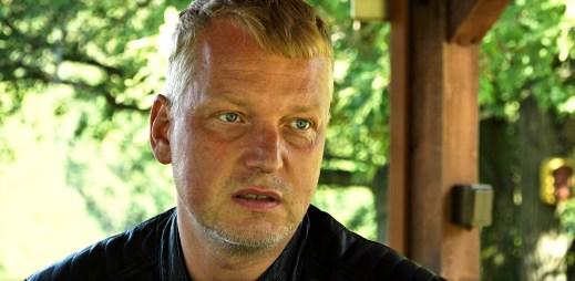 """""""Jsem gay a chci děti,"""" říká ústecký podnikatel a filantrop Martin Hausenblas"""