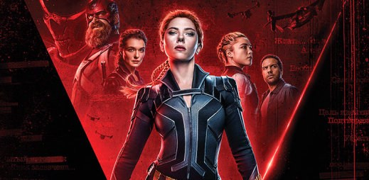 "Druhý trailer k filmu ""Black Widow"": Teď koná dobro jako členka Avengers"