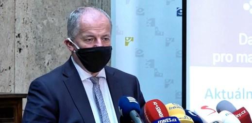 """Ministr zdravotnictví Prymula: """"Sex je povolený pouze s prověřeným partnerem"""""""