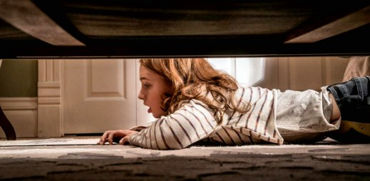 "Nový trailer k hororu ""V zajetí"": Maminka vás k smrti miluje. Doslova."